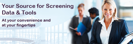 Employee Screening Data & Tools | Kress Inc