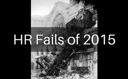 HR fails of 2015
